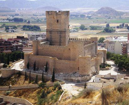 Castillo de Villena o la Atalaya