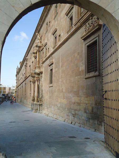 Universiidad de Orihuela o colegio Santo Domingo