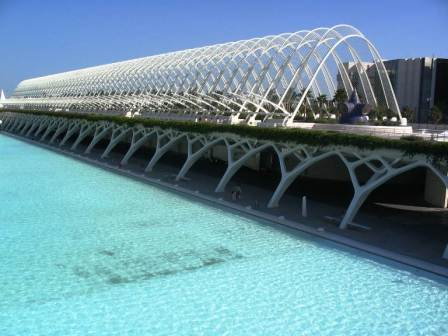 El Umbracle valencia