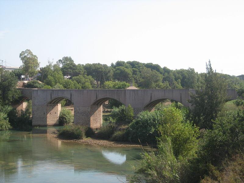 El puente de Santa Quiteria