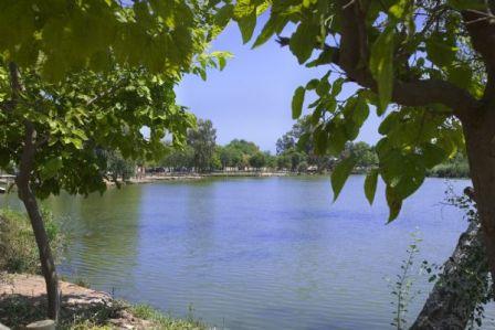 El lago o Estany de Nules