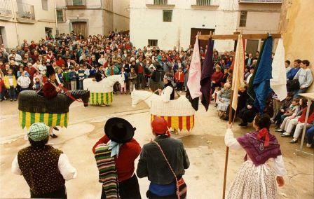 Fiesta Dulzainas en Tales