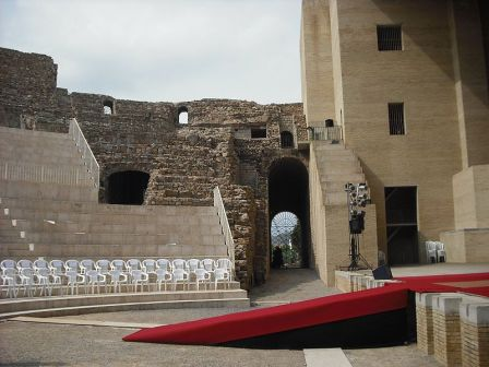 teatro de Sagunto