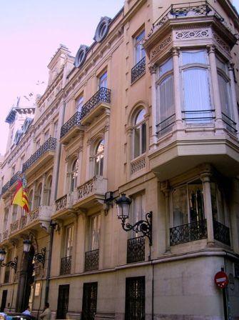 Palacio de Fuentehermosa a Sede de la Presidencia de la Generalidad