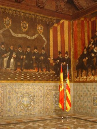 las Cortes Valencianas