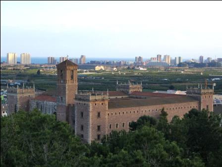Real Monasterio de los Padres Mercedarios del Puig de Santa Maria
