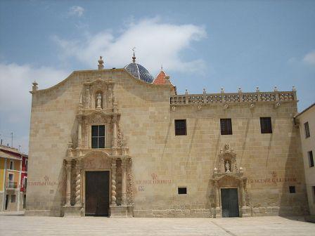Monasterio de la Santa Faz Alicante