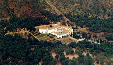 Real Monasterio de Santo Espíritu del Monte