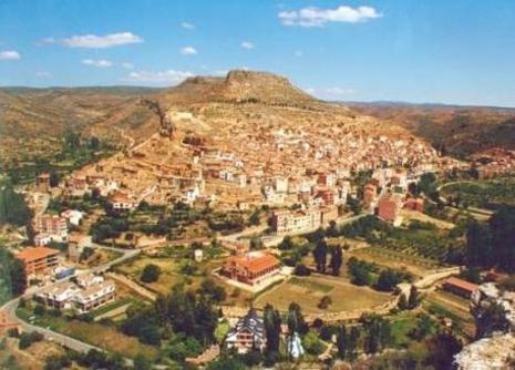 Ademuz es un municipio de la comarca del Rincón de Ademuz,