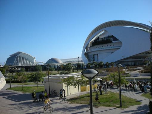 Ciudad de las ciencias y de las artes