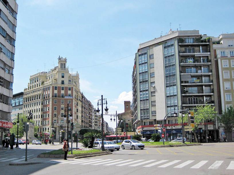 Plaza de España de Valencia