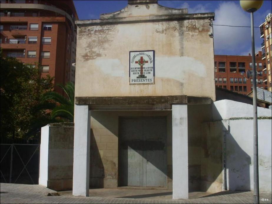 Pequeña ermita de San Miguel Arcangel