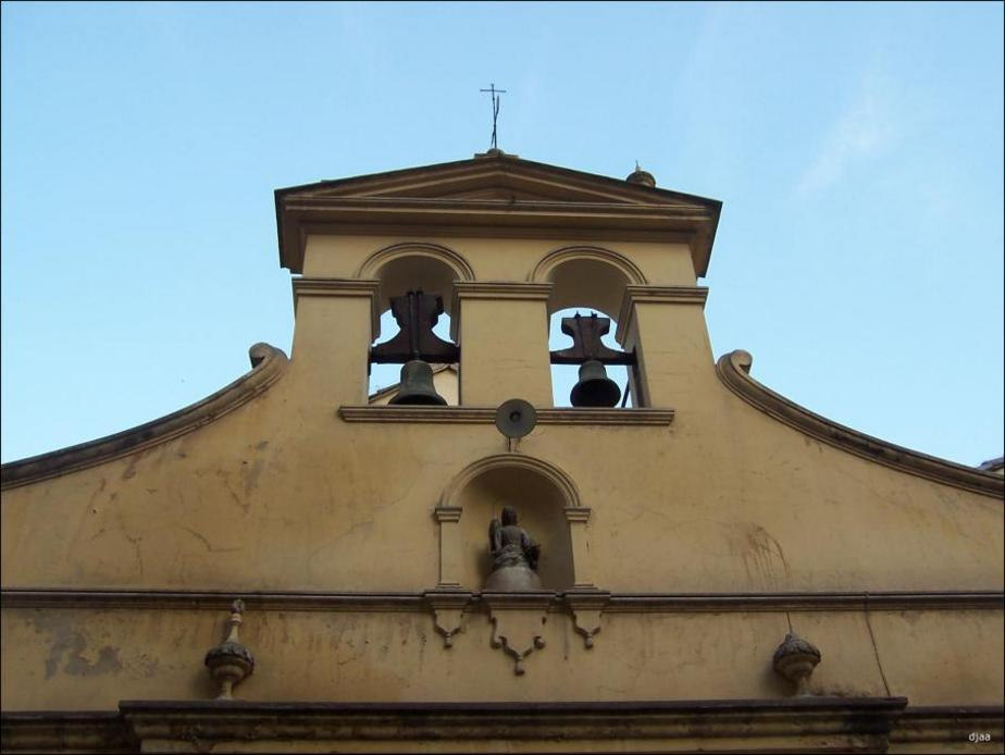 Campanario de la Ermita de Santa Lucia