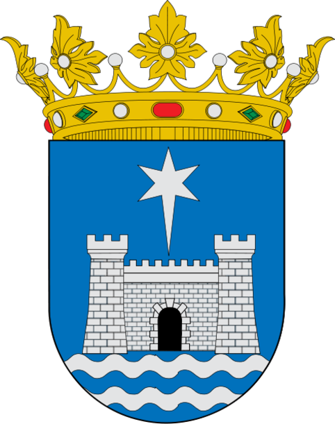 Escudo de Gandía