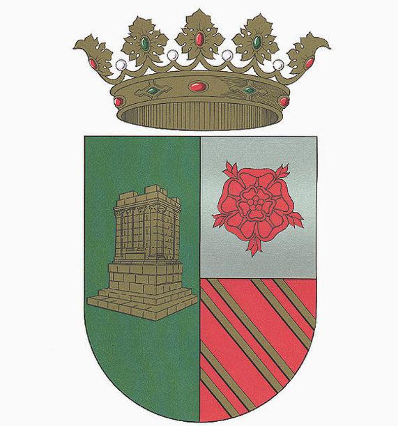 Escudo de Daimuz/Daimús
