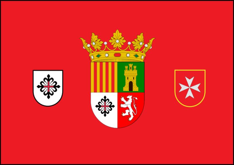 Bandera representativa de Silla