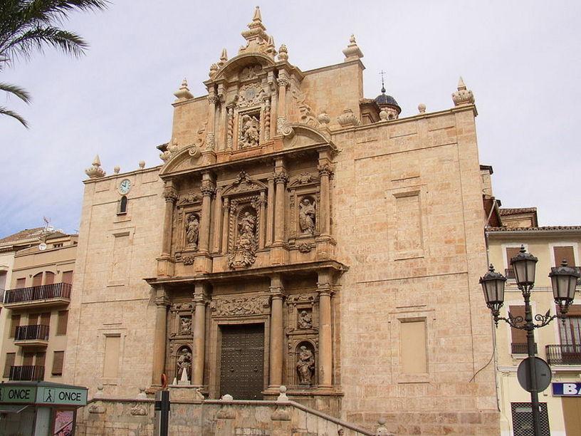 Arquitectura de la Iglesia de la Asuncion