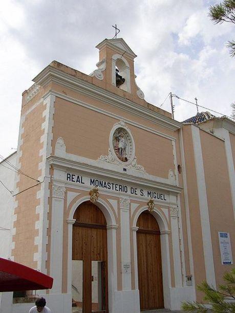 Monasterio de San Miguel, Liria