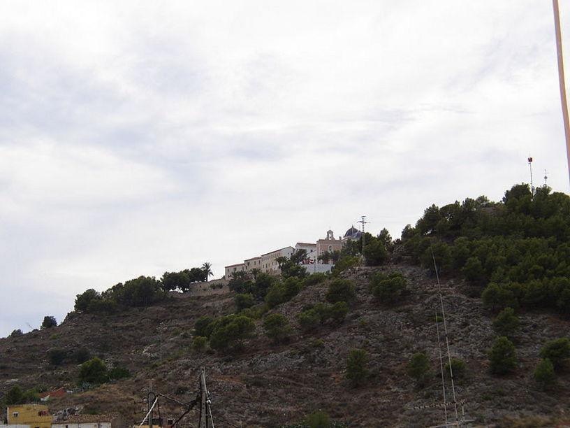 Peregrinacion hacia el Monasteriod e San Miguel en Liria
