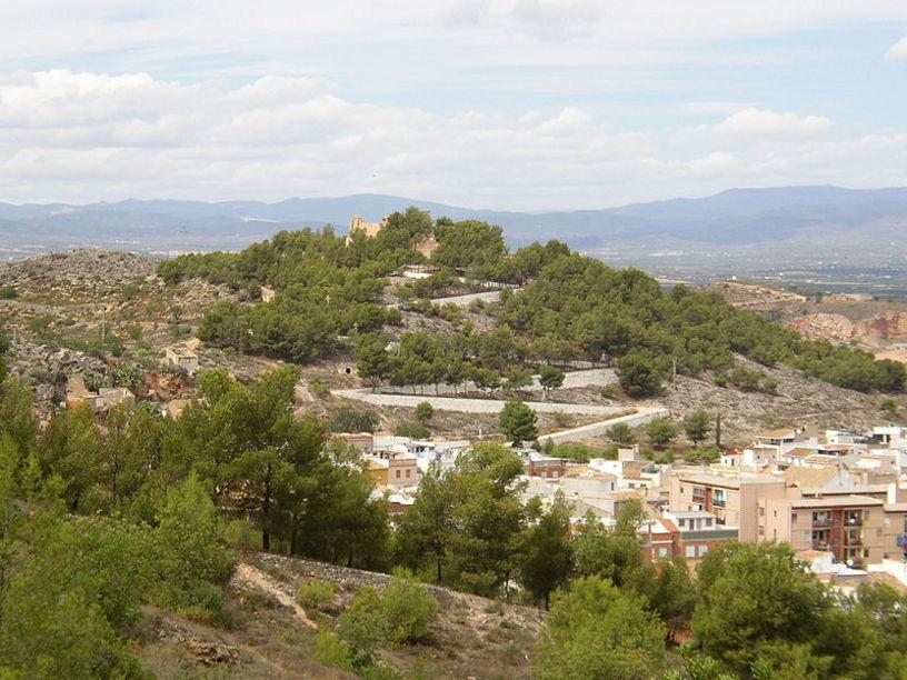 Ermita de Santa Bárbara en Liria