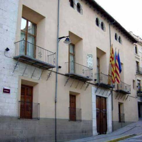 Actual ayuntamiento de Onteniente