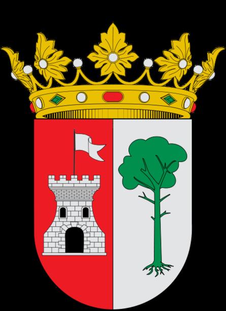 Escudo de Pinet, Valle de Albaida