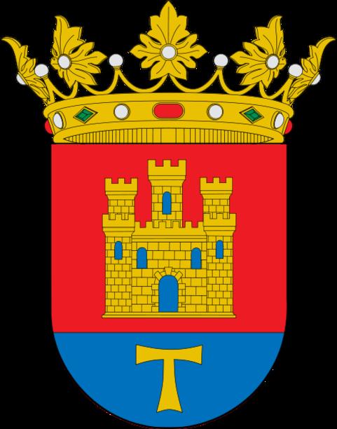 Escudo representativo de Quesa