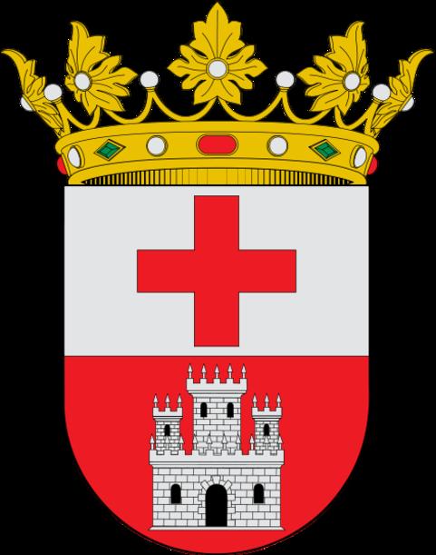 Escudo representativo de Vallada