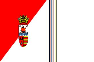 Bandera de Barxeta