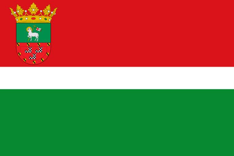 Bandera de Bugarra