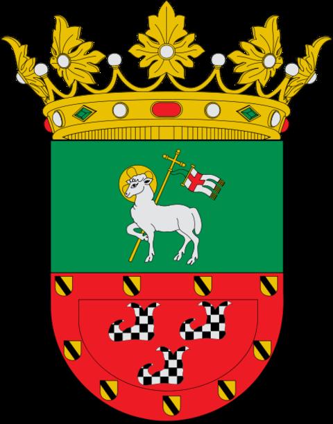 Escudo representativo de Bugarra