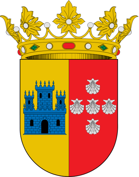 Escudo de Zarra