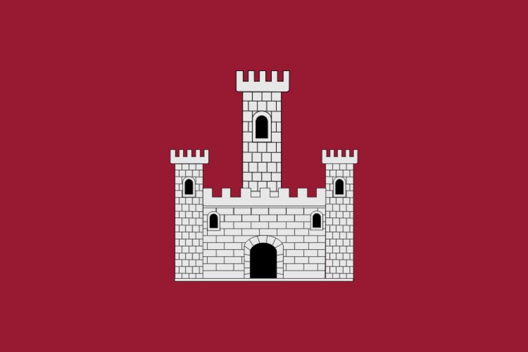 Bandera representativa de Corbera