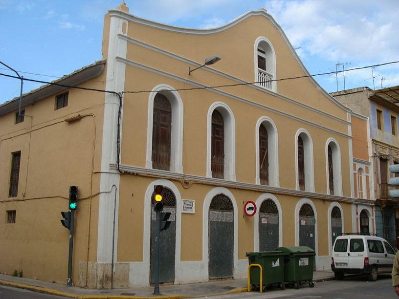 El Teatro El Siglo en Carlet remodelado