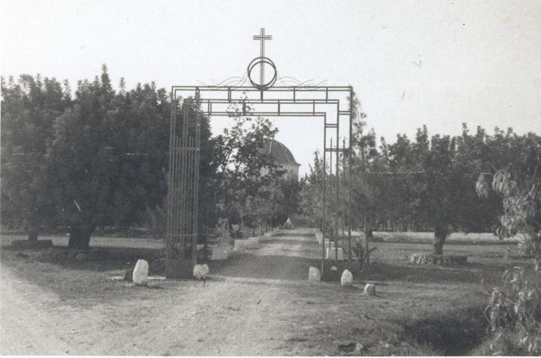 Ermita de Sant Bernat en el despoblat de Pintarrafes (o Pintarrafecs) en el terme municipal de C