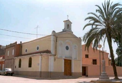 Ermita de la Mare de Déu dels Desemparats