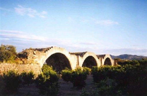 Puente del Rey, Gabarda