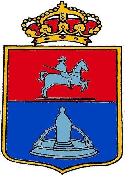 Escudo de Caudete de las Fuentes