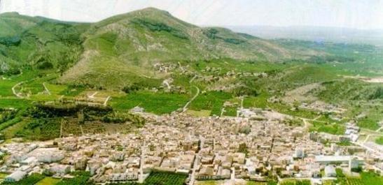 Corbera (anteriormente Corbera de Alcira)
