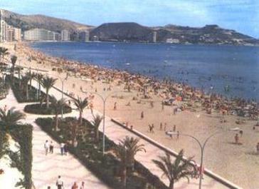 Cullera es un municipio costero de la Comunidad Valenciana