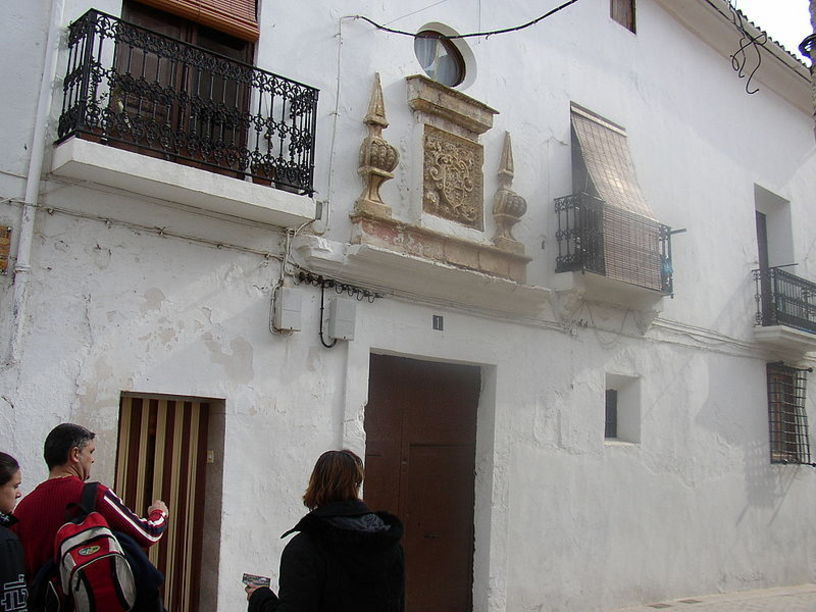 Casa Solariega en Requena