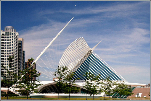 Obras de Santiago Calatrava en Valencia