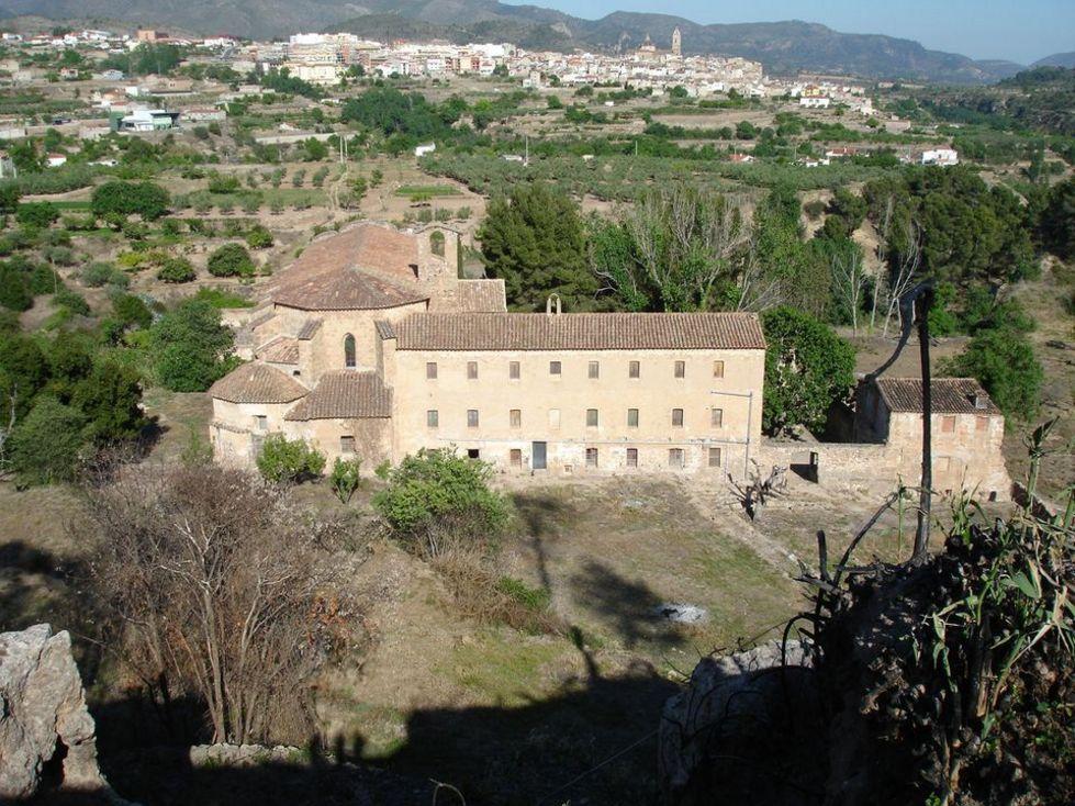 Convento de los franciscanos en Chelva