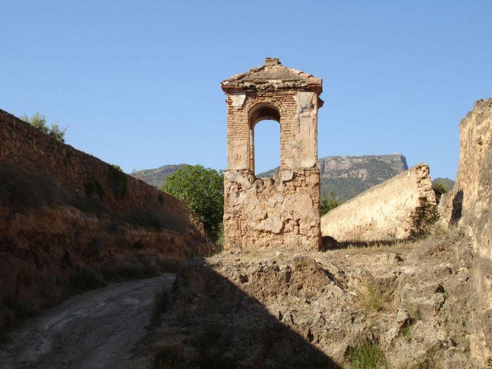 Edificios religiosos de Chelva