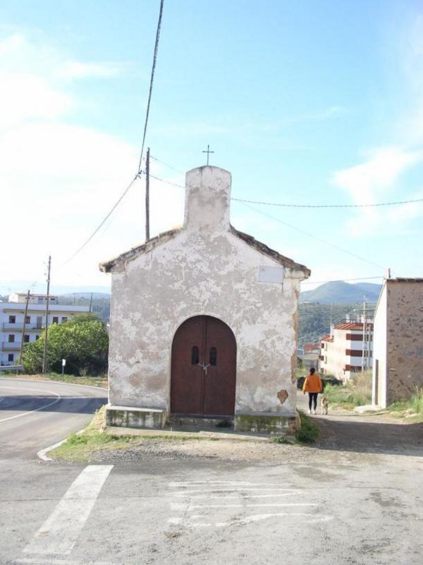 Ermita de Monserrate en Chelva