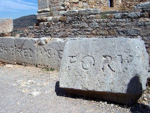 Yacimientos arqueológicos de Sagunto