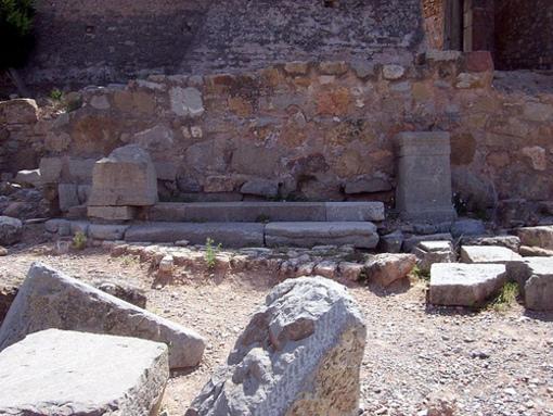 Excavaciones arqueologicas de Sagunto