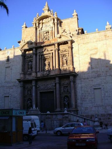 Iglesia de la Asuncion en Lliria