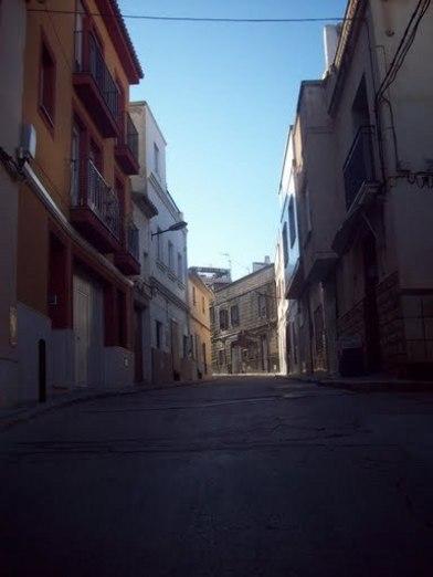 Calles de Llíria