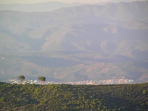 Paisatges entorn de la Serra Calderona
